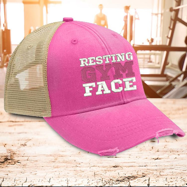Hat - Resting Gym Face Hat