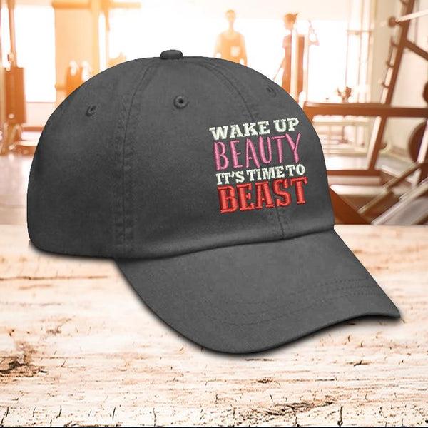 Hat - Wake Up Beauty Hat