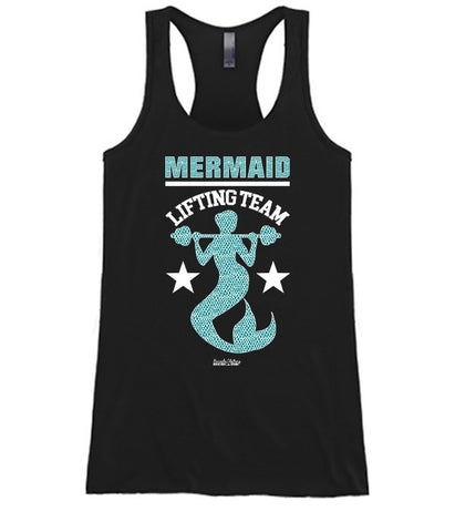 Mermaid Lifting Team