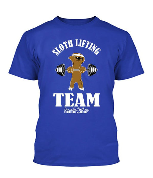 Sloth Lifting Team