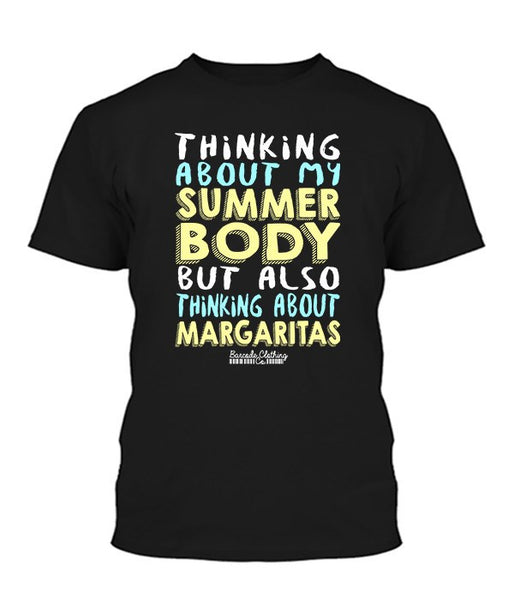 Summer Body Margaritas