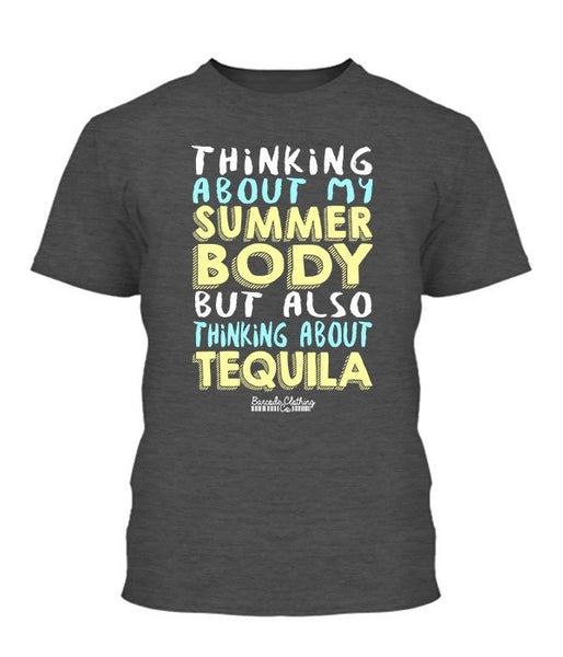 Summer Body Tequila