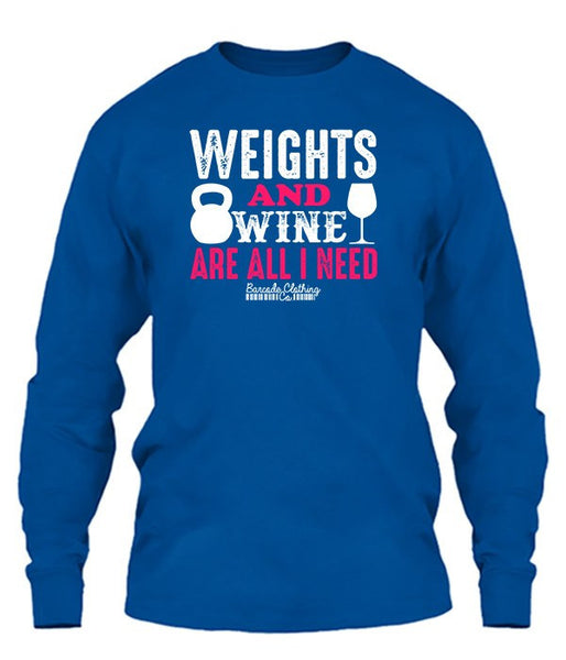 Weights Wine