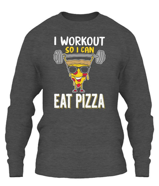 Workout Pizza