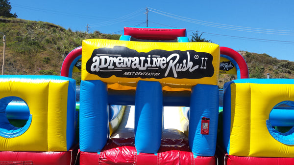 XL Adrenaline Rush Obstacle Challenge