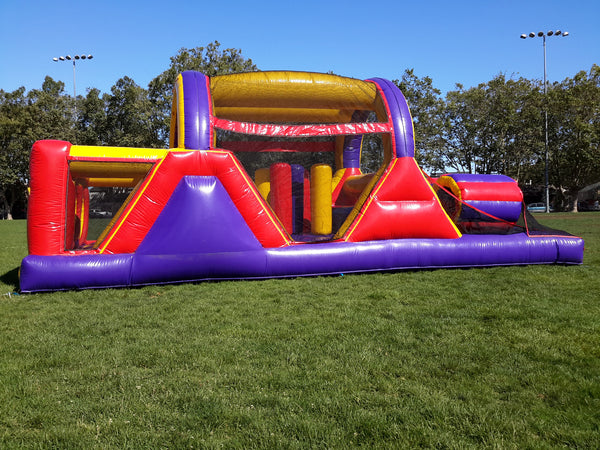 Large Obstacle Challenge