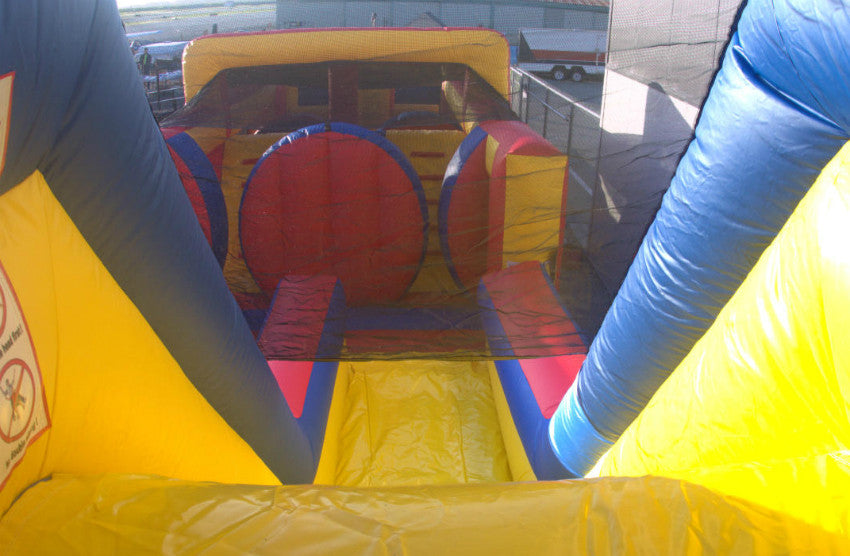 65' Mega 123 Obstacle Course