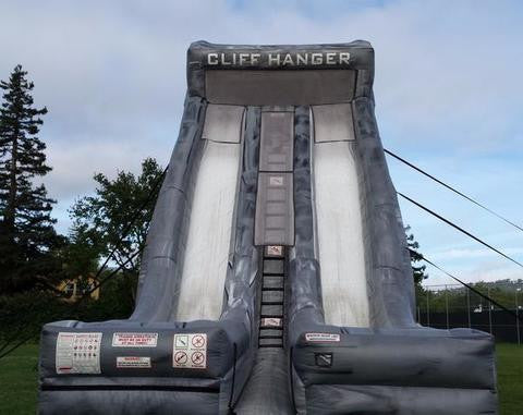 Cliff Hanger Super Slide
