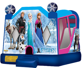 Disney Frozen 4-in-1 Combination