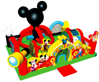 Mickey Toddler Playland