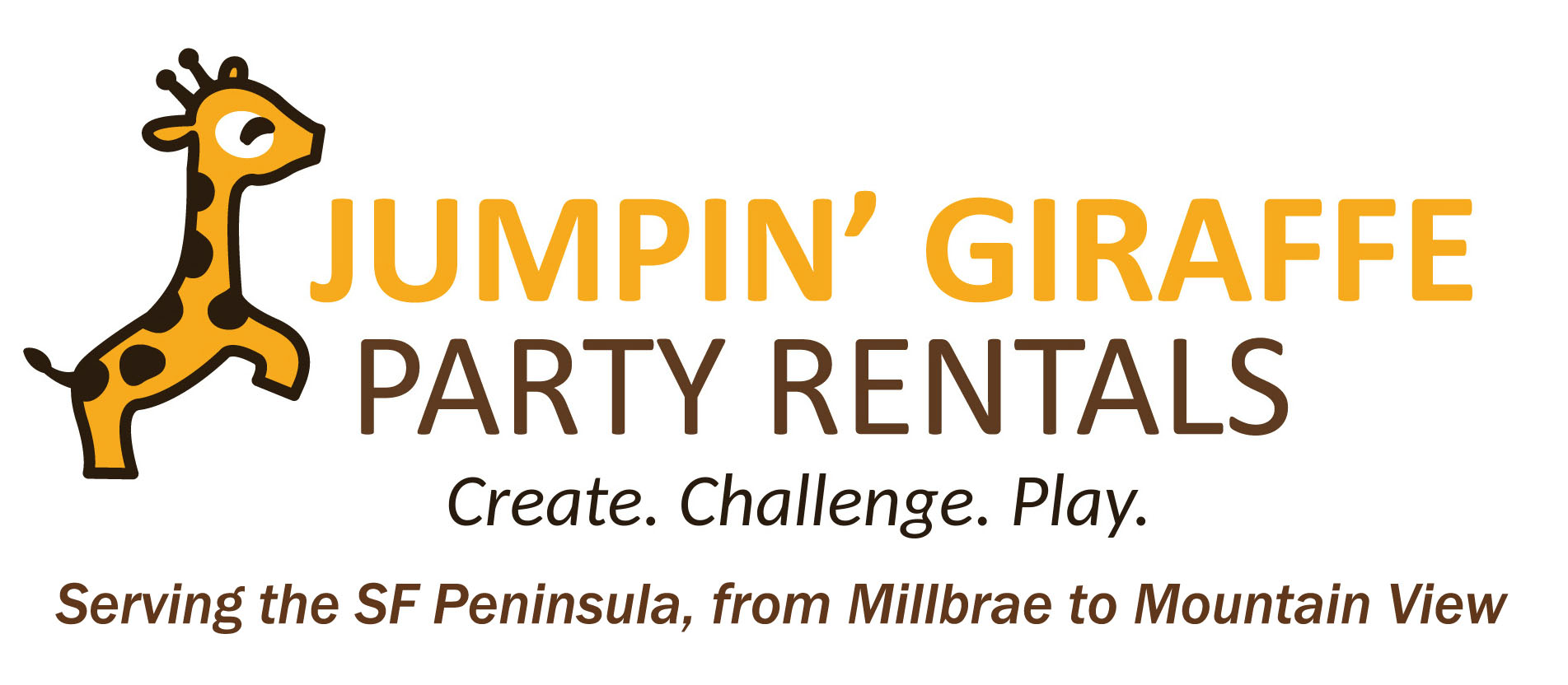 Jumpin' Giraffe Party Rentals