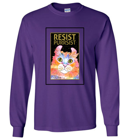 Simba RESIST-PURRSIST Long Sleeved T-Shirt