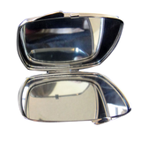 Bootie Cat Art Compact Mirror