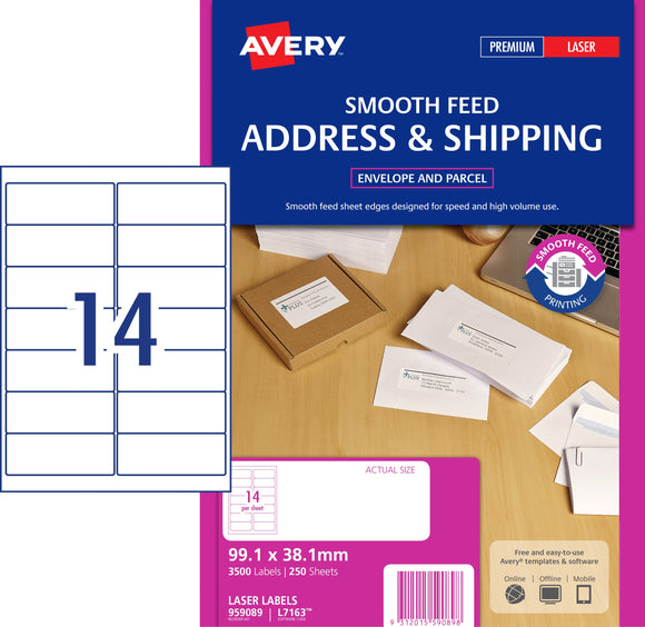 Avery Tagged Label Template Label King
