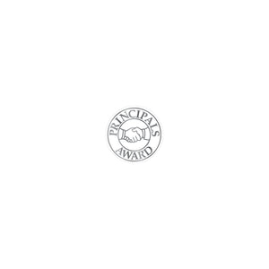 Avery Merit Stickers Principals Award 30 mm diameter white 102 Pack (69633)