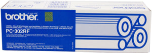 Brother LC Ink Cartridge, , 235 pages each (PC-302RF)