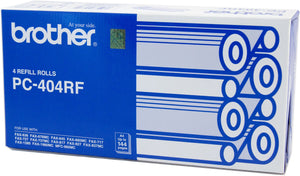 Brother LC Ink Cartridge, , 144 pages each (PC-404RF)