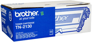 Brother TN Toner Cartridge, Black, 1,500 pages (TN-2130)