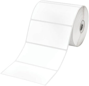 Brother RD Label Roll 102mm x 51mm, Thermal, 836 Labels/Roll, 3 Pack (RD-S03C1)