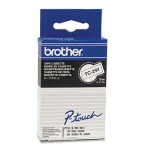 Brother Labelling Tape (TC-291)