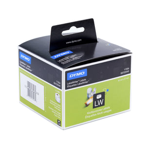 Dymo LabelWriter Multipurpose Removable 57mm x 32mm Labels (SD11354) 1000 Pack
