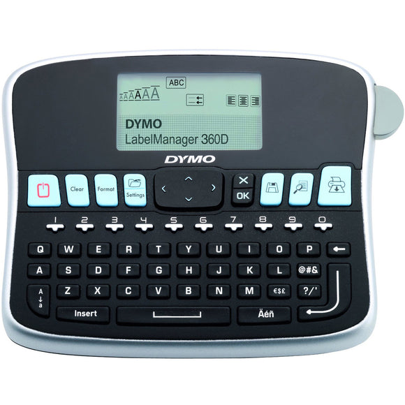 Dymo LabelManager 360D Label Maker (LM360D / SD879530)