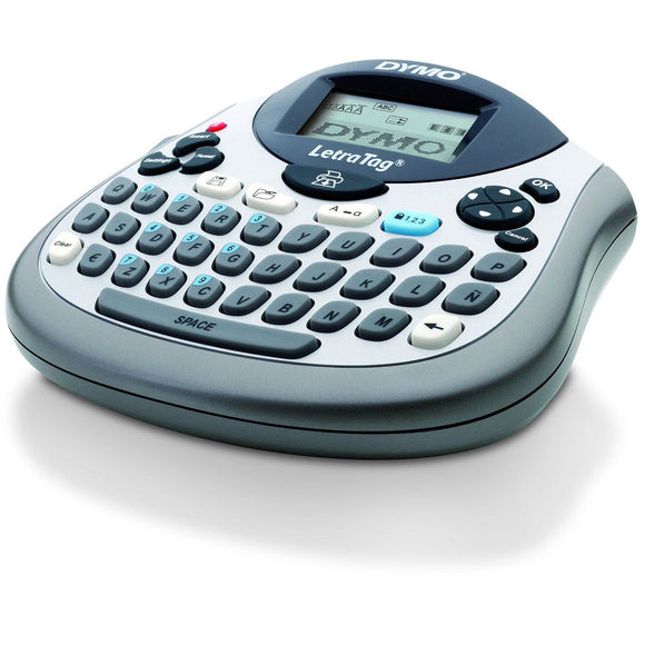 Dymo LetraTag 100T Blue Label Maker (SD58481)