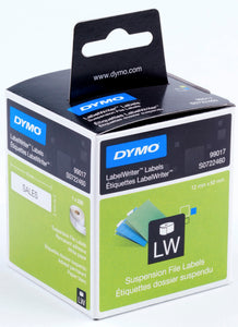Dymo LabelWriter Suspension File Labels White (SD99017)