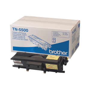Brother TN Toner Cartridge, Black, 12,000 pages (TN-5500)