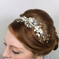Cathlin Handmade Tiara/Headband