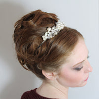 Annabel Handmade Tiara/Head Band