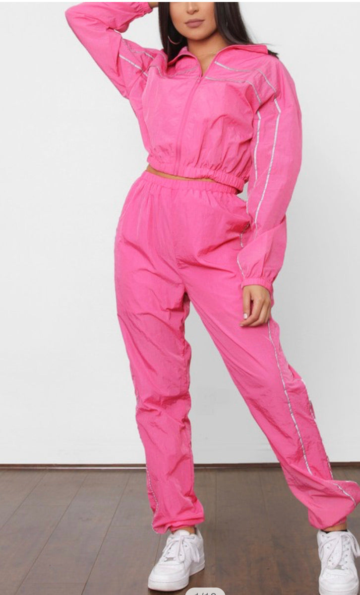 Pink Panther suit