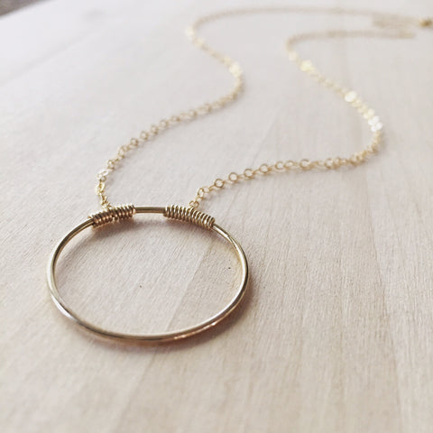 XL Eternity Necklace