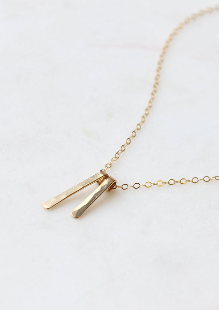 Little Sticks Necklace