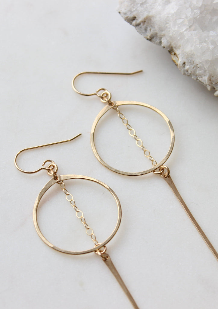 Paladin Earrings