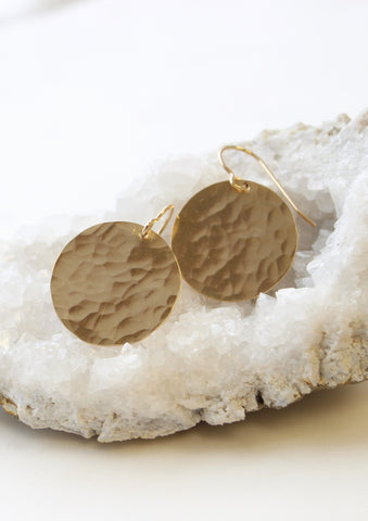 Supermoon Earrings