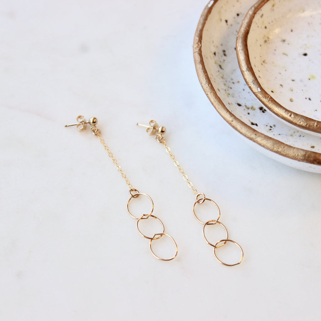 Minuet Drop Earrings