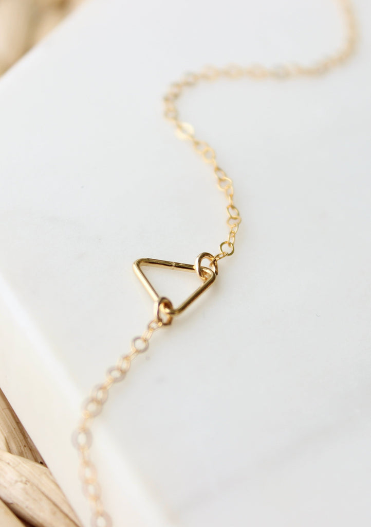 TINY Open Necklace