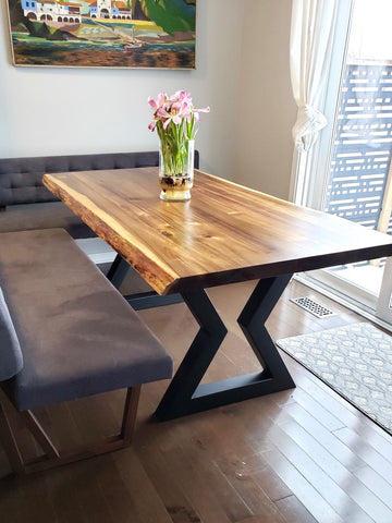 How to Pick the Best Metal Table Legs for Your Project – Black & Smith  Ironworks