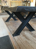 I-Beam X-Frame Table Legs