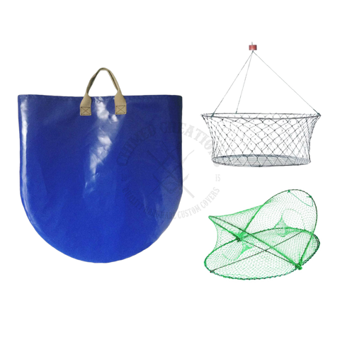 Crab / Yabbie Net Bags - Chimed Creations - 1