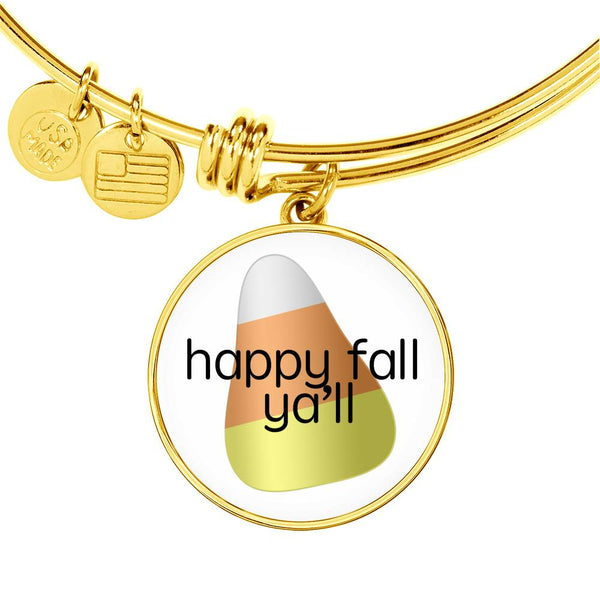 Limited Time Fall Bangle - Happy Fall Ya'll