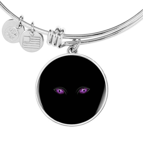 Limited Time Fall Bangle - Scary Eyes