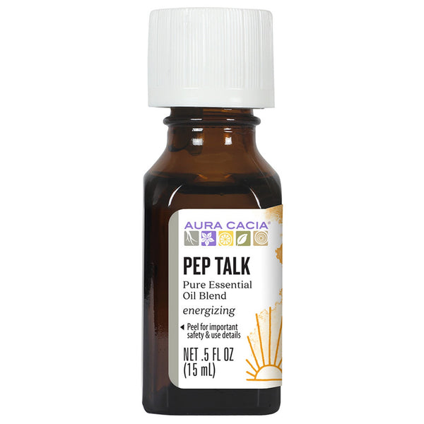 Pep Talk -Essential Oil 0.5 fl. oz.