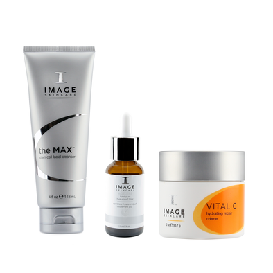 GLOWING HYDRATION AT-HOME FACIAL KIT