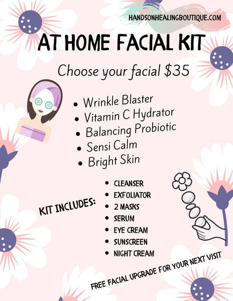 At Home Facial Kit