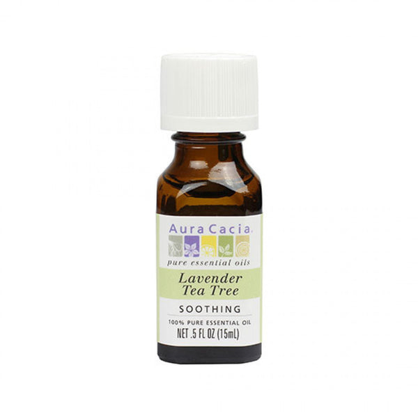 Lavender Tea Tree -Essential Oil .5 fl. oz.