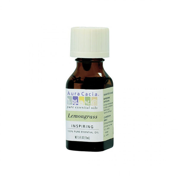 Lemongrass -Essential Oil 0.5 fl. oz.