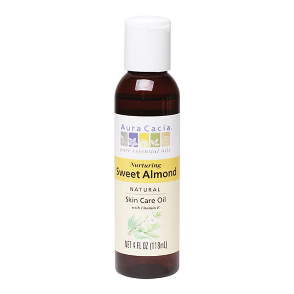 Sweet Almond Skin Care Oil 4 fl. oz.