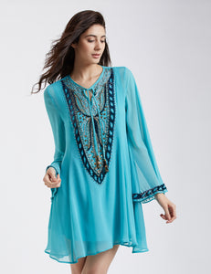 Please Me Tunic Dress MDSA68T